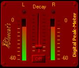 Blue Cat's Digital Peak Meter free vst plugin