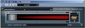 TLS Maximiser Free VST Limiter Plugin Effect