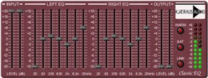 Classic EQ - Free Equaliser VST Plugin