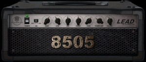 Free to download: Nick Crow 8505 Lead - tube guitar amp VST plug-in for Windows