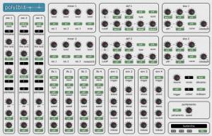 Polyiblit - Free VSTi - Synthesizer Plugin Instrument