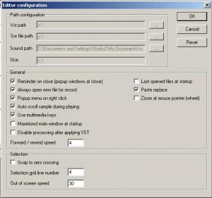 Wavosaur VST Scan setup path