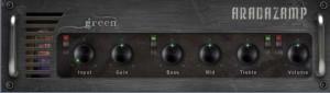 Aradaz Green Amp: Amplifier Simulator VST