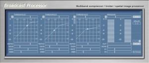 free multiband compression vst plugin - broadcast