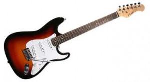 Nevada Stratocaster