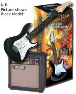 Yamaha Guitar Pack under £200