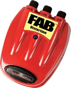Fab Distortion Pedal by Danelectro
