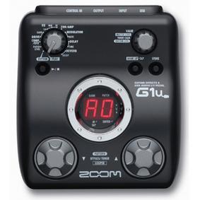 Zoom USB Guitar Fx